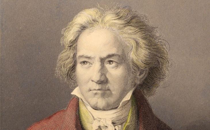 תמונה של בטהובן