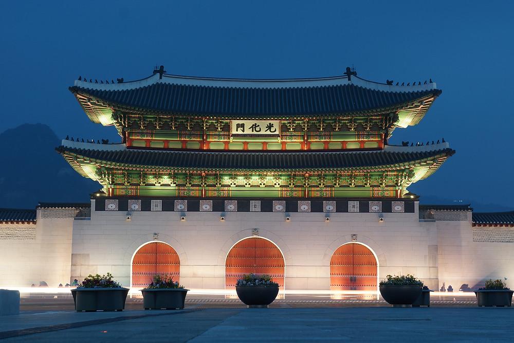ההיכל המרכזי בעיר האסורה בבייג'ינג
