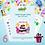"Thumbnail: קובץ להדפסה: ""חפש את המטמון"" ליום הולדת שש"