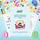 "Thumbnail: קובץ להדפסה: ""חפש את המטמון"" ליום הולדת שמונה/תשע - לילדים בכיתה ג"