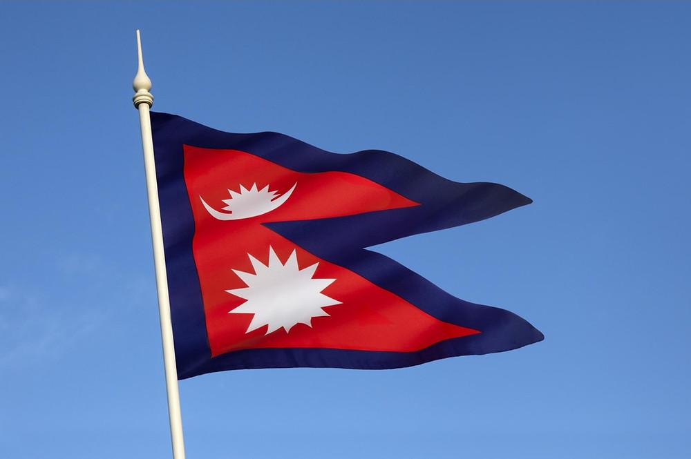 דגל מדינת נפאל