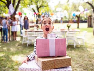 """מסיבת יום הולדת בסגנון """"חפש את המטמון"""" לילדים"""