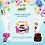 "Thumbnail: קובץ להדפסה: ""חפש את המטמון"" ליום הולדת שבע/שמונה - לילדים בכיתה ב"