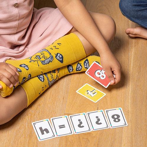משחק קלפים מתמטי - מטינקו