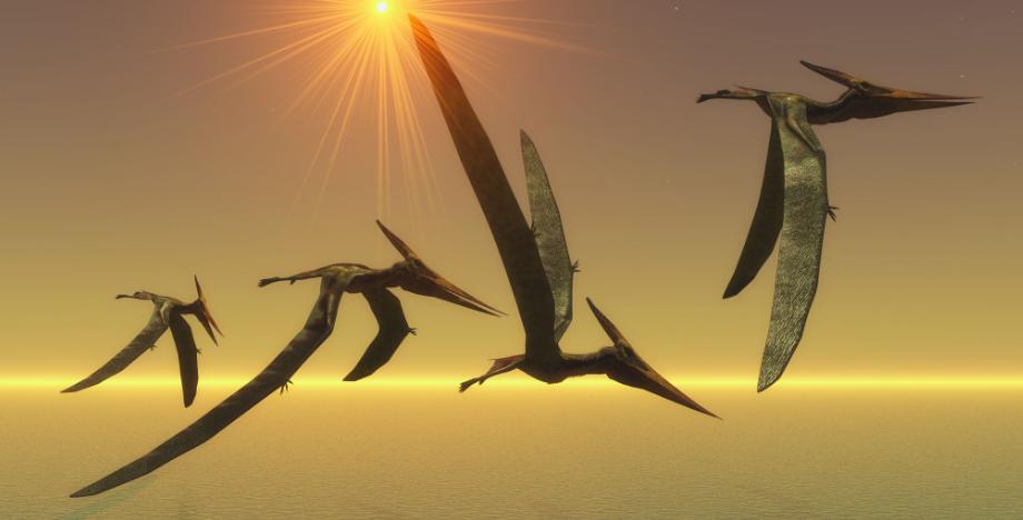דינוזאורים מעופפים