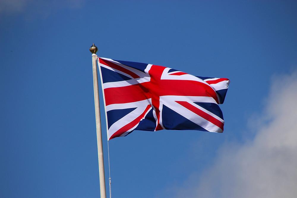 דגל מדינת אנגליה