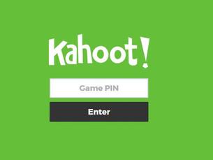 אחלה פעילות - חידון Kahoot!