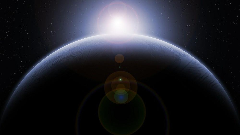 כדור הארץ בחלל