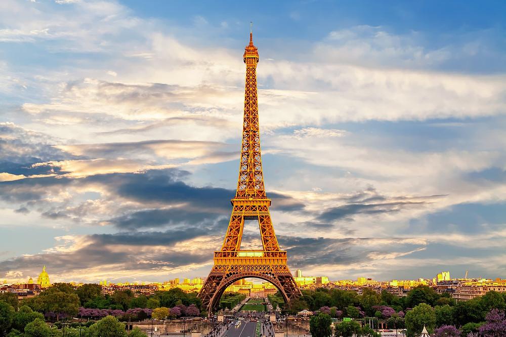 מגדל אייפל שבפריז