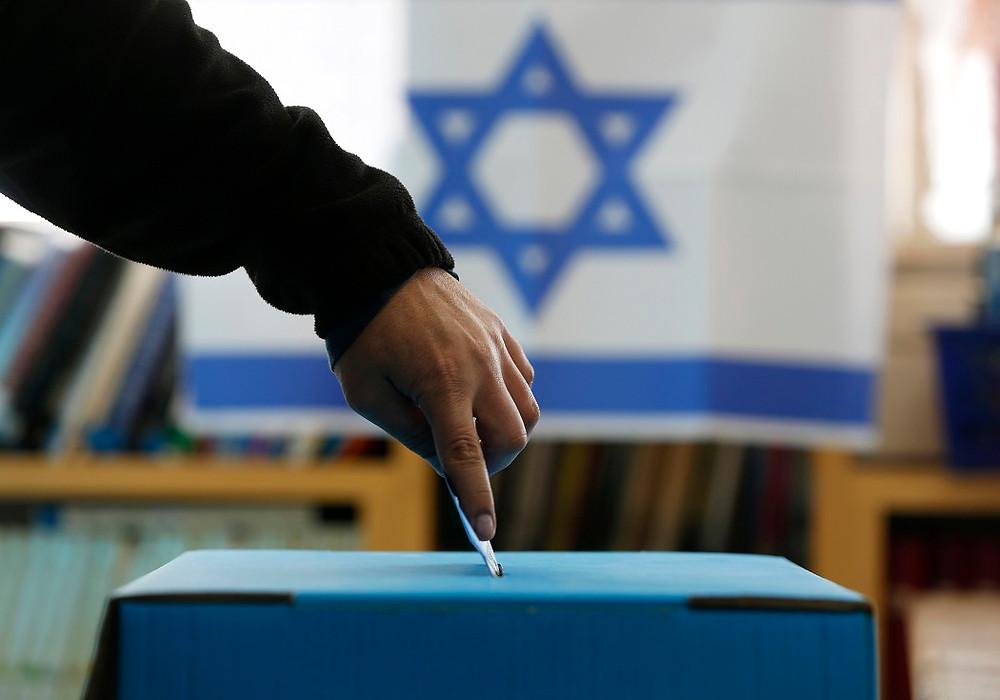 שלשול מעטפה לקלפי בישראל