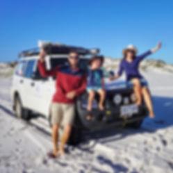 The Great Escape - Australia beach driving at Cape Arid