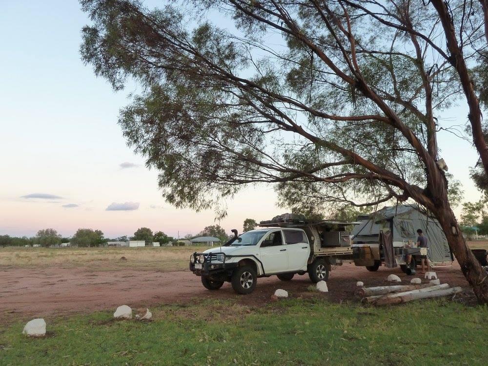Wyandra Camping Area