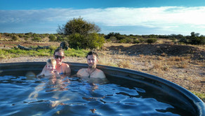 HOT ARTESIAN BORE BATHS