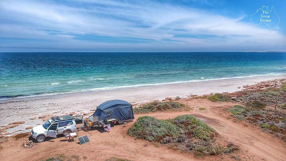Port Gibbon Free Camping