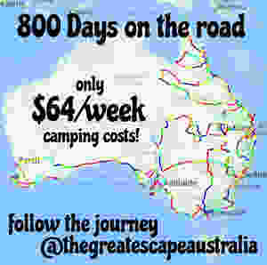 800 DAYS ON THE ROAD