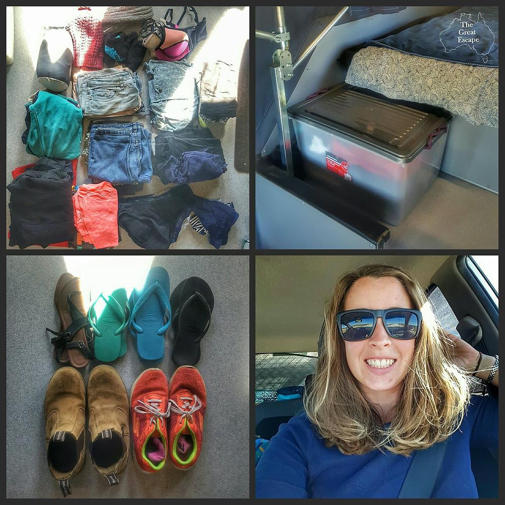 Packing list - mum