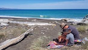 ROCKET LAUNCH! MAHIA, NEW ZEALAND