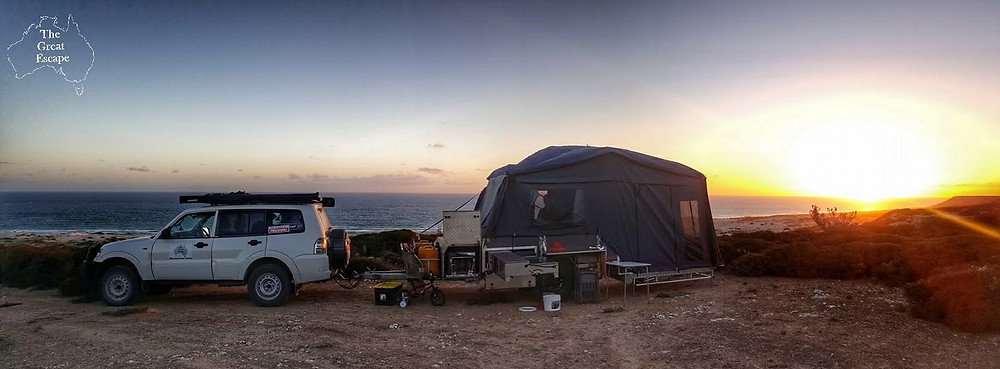 Nullarbor free camping
