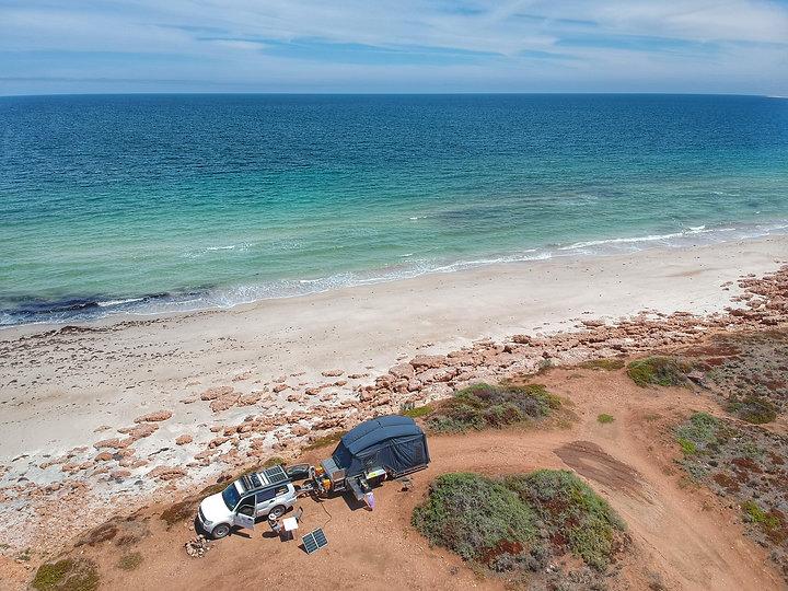 Free Camping Port Gibbon Cub Campers Camper Trailer