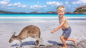 LUCKY BAY, CAPE LE GRAND NATIONAL PARK, WA