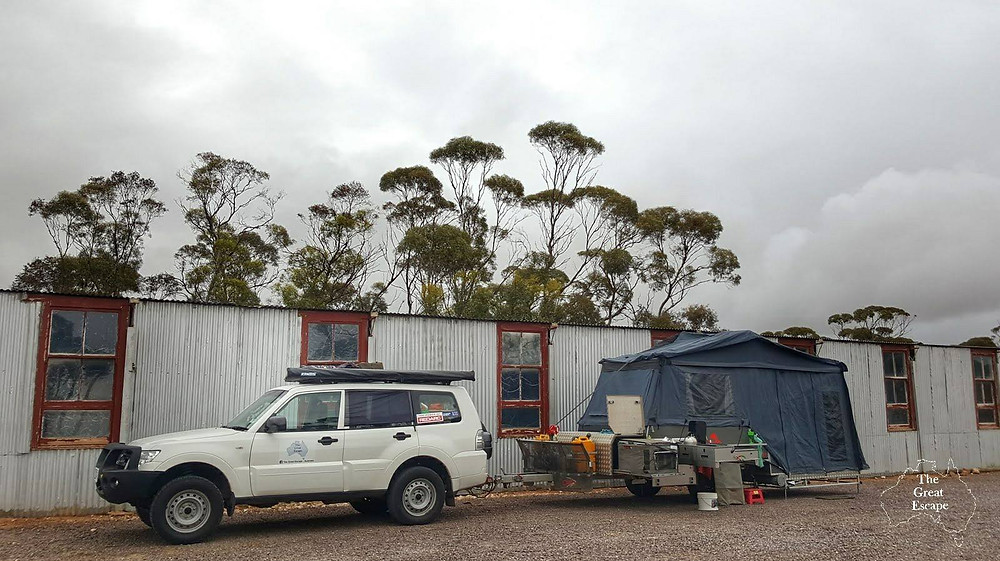 Kimba recreation reserve