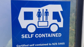 """CERTIFIED SELF CONTAINED"" - A GUIDE FOR FREEDOM CAMPERS IN NEW ZEALAND"