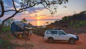 PENDER BAY ESCAPE, DAMPIER PENINSULA, WA