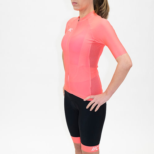 Jersey Expert Coral Fluo