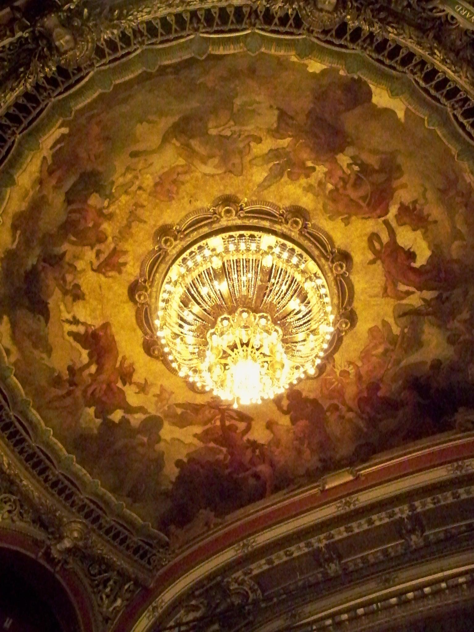 Visite guidée Théâtre des Célestins