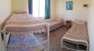 Chalet 3 ( 2 bedroom)