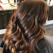 Hair by Julia!