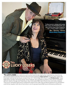 From The Lucky Losers EPK 2016