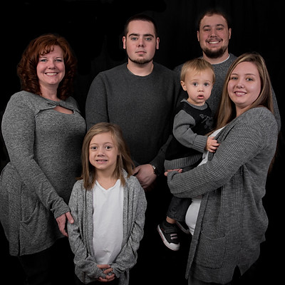 The Knaub and Edwards Family