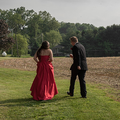 Tommy + Laine Prom 2019