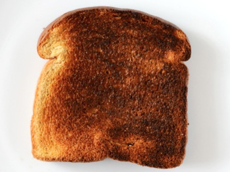 What Do The Cover Letter and Toast Have In Common?