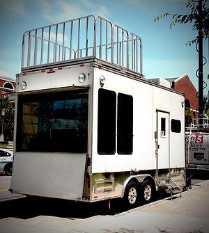 Mobile TV Studio exterior