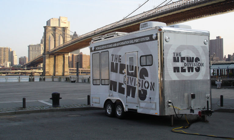 The Mobile TV Studio trailor