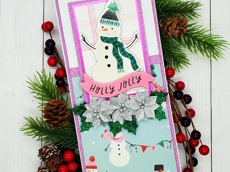 Holly Jolly!! MCS November creative kit.