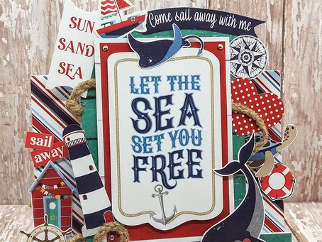 Let the sea set you free!