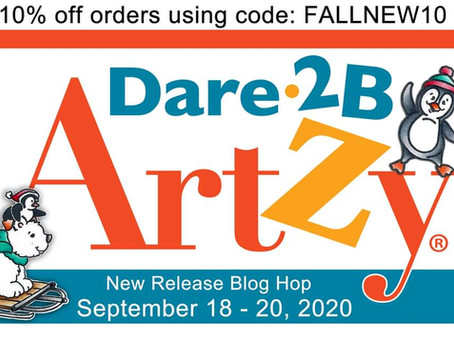 Welcome to Dare 2B Artzy's Blog Hop!