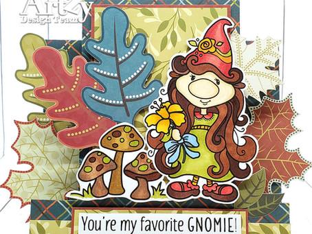 My Favorite Gnomie!