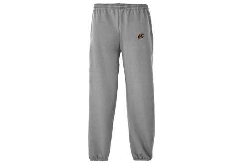 28 Fleece Embroidered Sweatpants