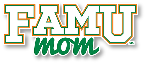 9 FAMU Mom Spirit Sticker