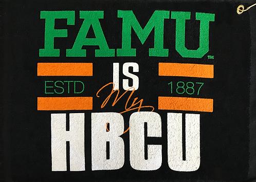 25 FAMU HBCU Spirit Towel