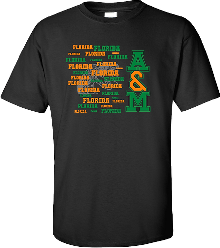 23 A&M Side by Side Spirit Tee
