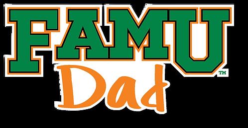 10 FAMU Dad Spirit Sticker