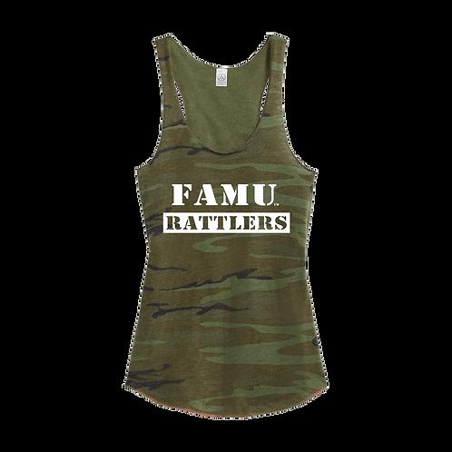 Rattlers Camo Tank