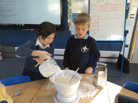 Challenge 8 - Great Swainswick Bake Off!