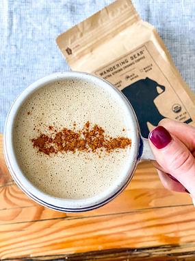 A Whole Health Coffee Creation