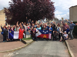 ACADIAN HERITAGE TOUR - FRANCE